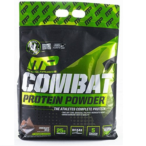 MUSCLEPHARM COMBAT PROTEIN, 10 LBS.
