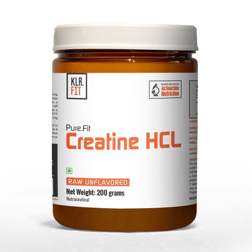 KLR. FIT CREATINE HCL , 200 GRAMS.