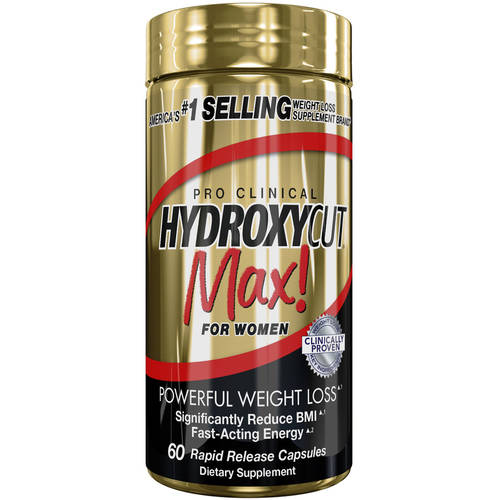HYDROXYCUT MAX!, 60 CAPSULES