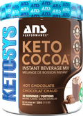 ANS PERFORMANCE KETO COCOA – INSTANT HOT CHOCOLATE 320 G (20).