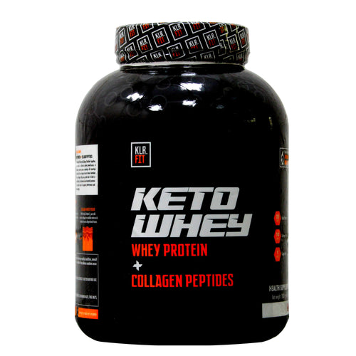 KLR. FIT KETO WHEY , 4.4 LBS.
