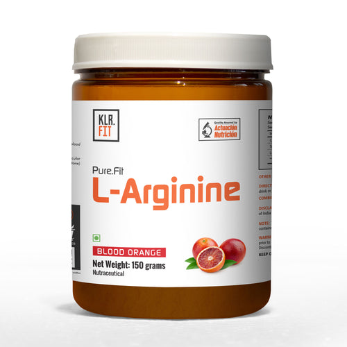 KLR. FIT L-ARGININE, 150 GRAMS.