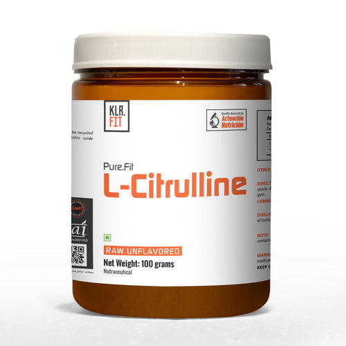 KLR. FIT, L-CITRULLINE,100 GRAMS.