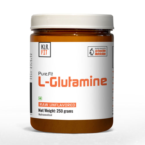 KLR. FIT PURE.FIT L-GLUTAMINE (50 SERVINGS).