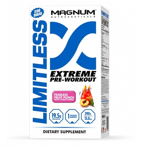 MAGNUM NUTRACEUTICALS, LIMITLESS, 390G