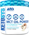 ANS PERFORMANCE MCT OIL POWDER UNFLAVOURED 1LB(60 servings)