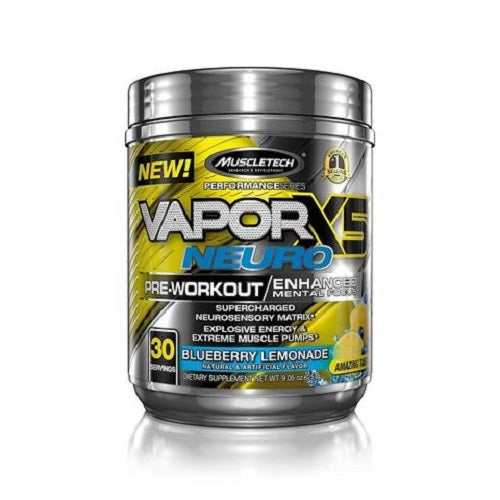 MUSCLETECH VAPOR X5 NEURO 30SERVINGS