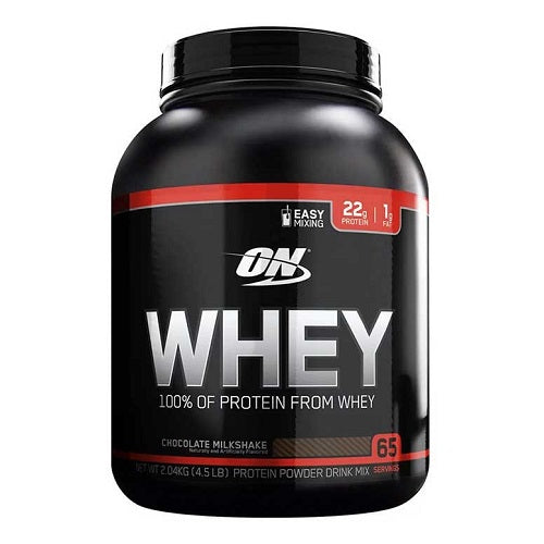 ON WHEY 4.5LBS (65 SERVINGS).
