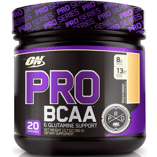 ON, PRO BCAA, 20 SERVING