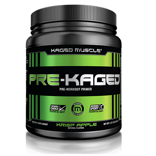KAGED MUSCLE PRE KAGED, 20 SERVINGS.