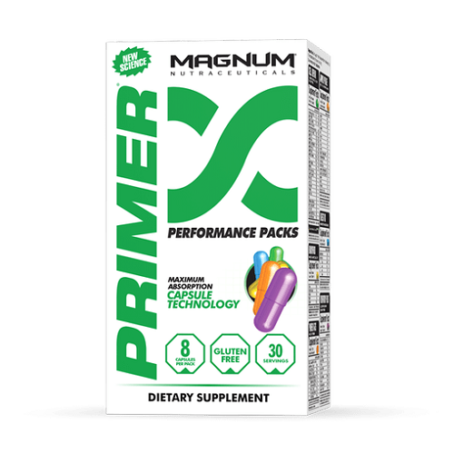 MAGNUM NUTRACEUTICALS, PRIMER, 30 SERVING