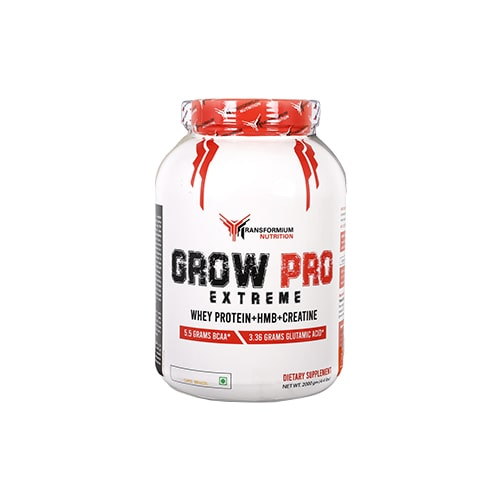 GROW PRO EXTREME BY TRANSFORMIUM NUTRITION, 2 Kgs