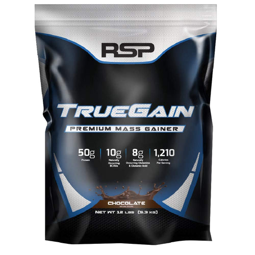 RSP TRUE GAIN MASS GAINER,12 LBS.