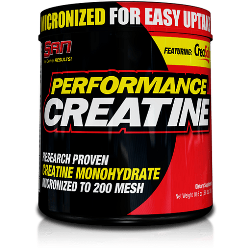 SAN, PERFORMANCE CREATINE, 300 G