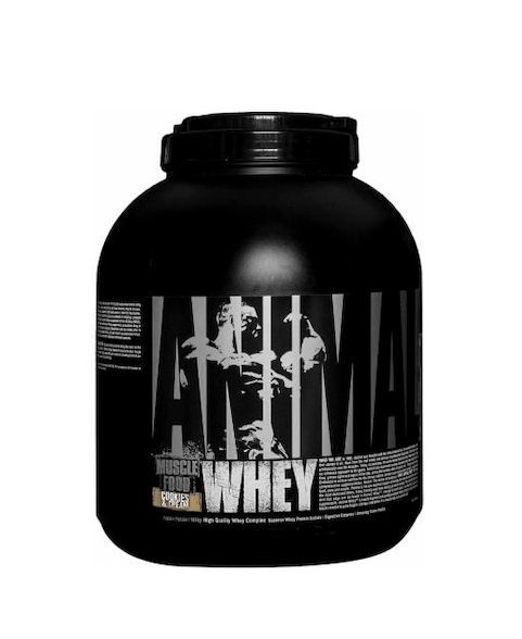 UNIVERSAL NUTRITION ANIMAL WHEY, 4 LBS.