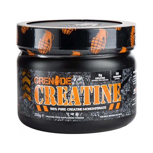 GRENADE CREATINE, 50 SERVINGS.