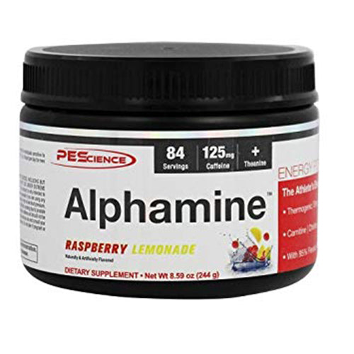 PESCIENCE ALPHAMINE (84 SERVINGS)