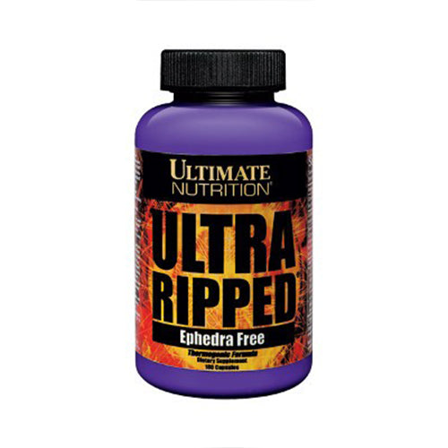 ULTIMATE NUTRITION, ULTRA RIPPED 90 CAPSULES