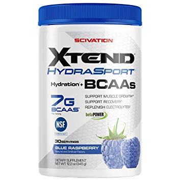 SCIVATION XTEND HYDRASPORT BCAAS, 30 SERVINGS
