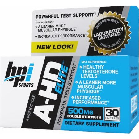 BPI SPORTS, A-HD ELITE , 30 SERVING.
