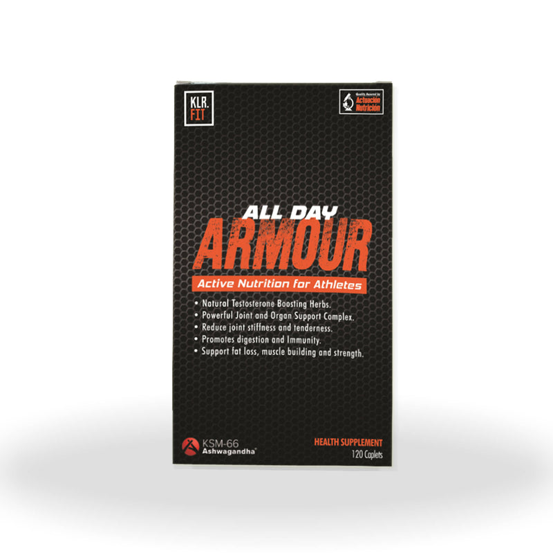 KLR. FIT ALL DAY ARMOUR, 130 CAPLETS