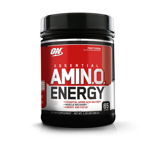 OPTIMUM NUTRITION ESSENTIAL AMINO ENERGY, 65 SERVINGS