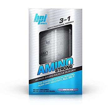 BPI SPORTS AMINO STRONG, 30 SERVINGS.