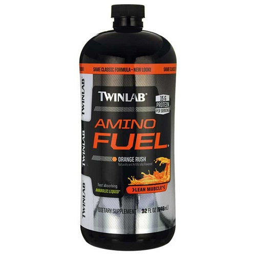 TWINLAB AMINO FUEL LIQUID, 948ML