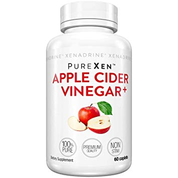 XENADRINE  APPLE CIDER VINEGAR ,(60 capsules)