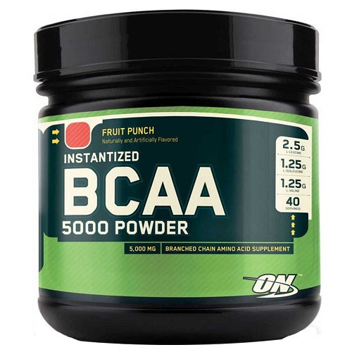 ON (OPTIMUM NUTRITION) BCAA 5000 POWDER, 40 SERVINGS