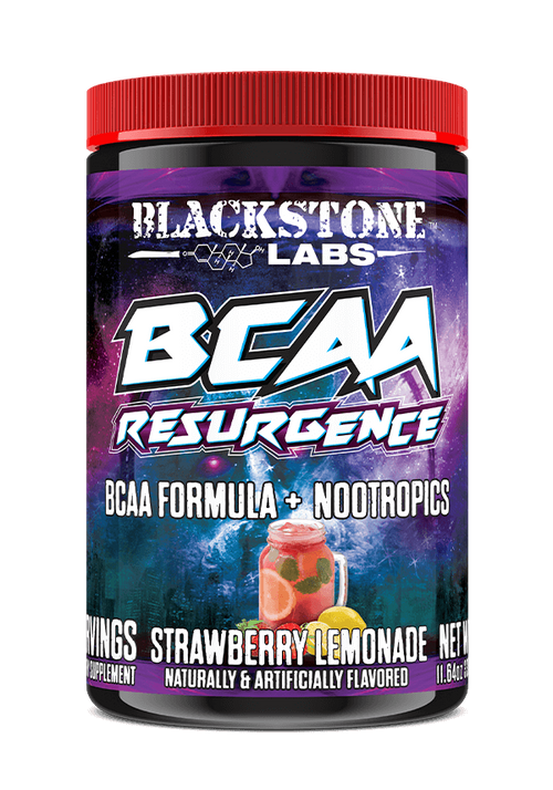 BLACKSTONE LABS BCAA RESURGENCE(30 servings).