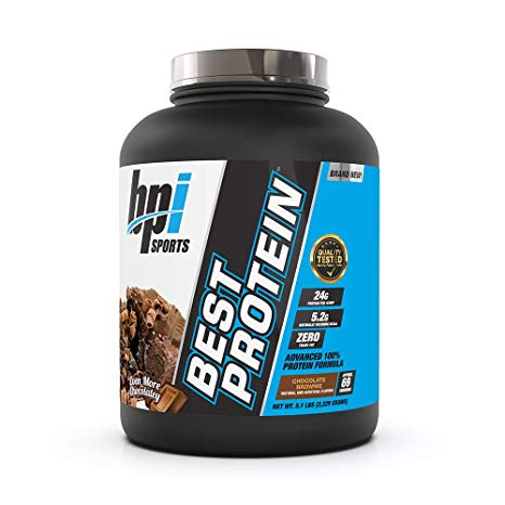 BPI SPORTS BEST PROTEIN, 5.1 LBS.