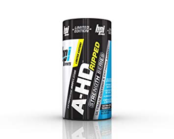 BPI A-HD RIPPED, 60 capsules