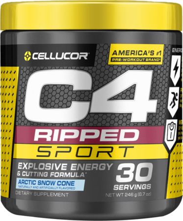 CELLUCOR C4 RIPPED SPORTS,30 SERVINGS