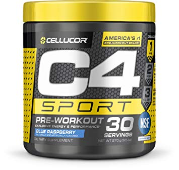 CELLUCOR C4 SPORTS,30 SERVINGS