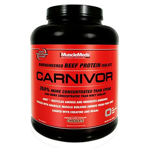 MuscleMeds Carnivor Protein Isolate, 4.5 Lbs.