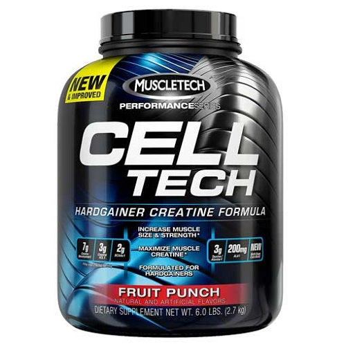 MUSCLETECH CELLTECH PERFORMANCE SERIES, 6 LBS.