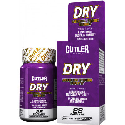 CUTLER NUTRITION DRY (28 CAPSULES)