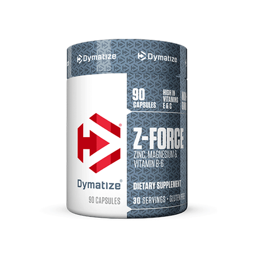 DYMATIZE  Z- FORCE, 90 CAPSULES