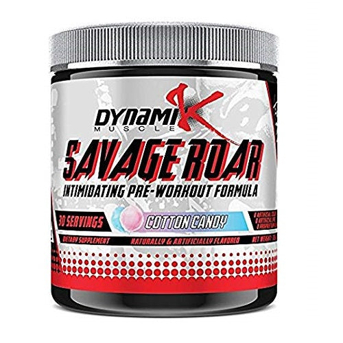 DYNAMIK MUSCLE SAVAGE ROAR 30 SERVING