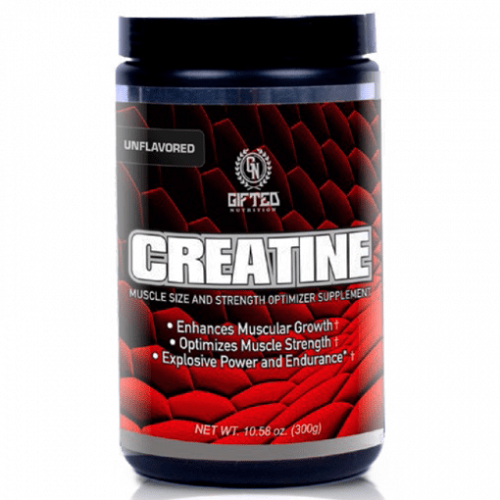 GIFTED NUTRITION,CREATINE 300G