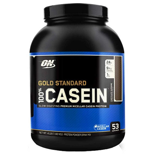 ON (OPTIMUM NUTRITION) GOLD STANDARD 100% CASEIN, 4 LBS.