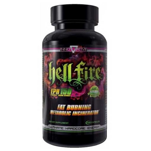 INNOVATIVE LABORATORIES HELL FIRE, 90 CAPSULES