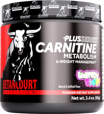 BETANCOURT NUTRITION  PLUS SERIERS CARNITINE , 60 SERVINGS .