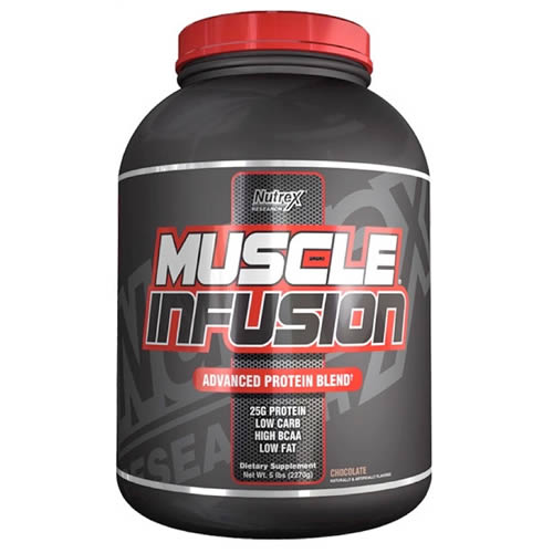 NUTREX MUSCLE INFUSION BLACK, 5 LBS.