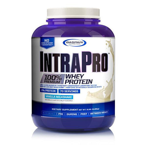GASPARI NUTRITION,INTRAPRO. 5LBS (70 SERVINGS)