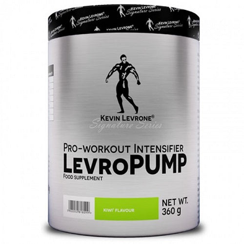 KEVIN LEVERONE, LEVROPUMP, 30 SERVING