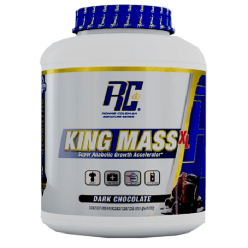RONNIE COLEMAN KING MASS XL, 6 LBS.(exp.aug/2020)