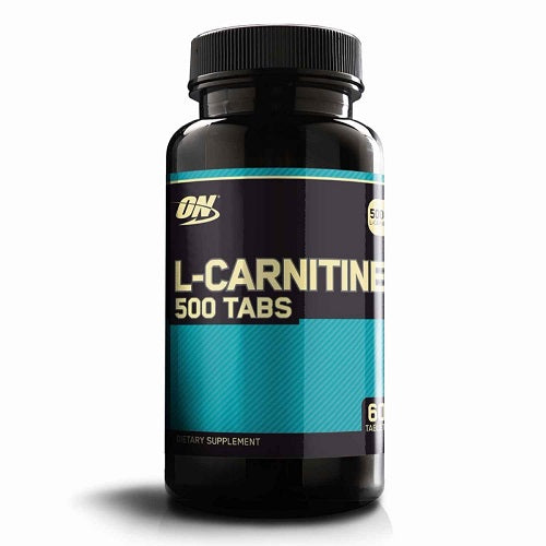 ON(OPTIMUM NUTRITION)L-CARNITINE 500 TABS, 60 TABLETS
