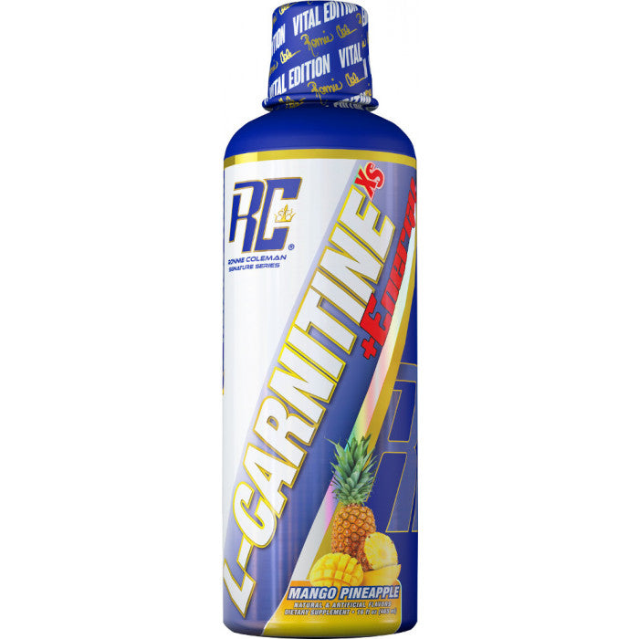 RONNIE COLEMAN SIGNATURE SERIES L-CARNITINE XS + Energy(With Caffeine)